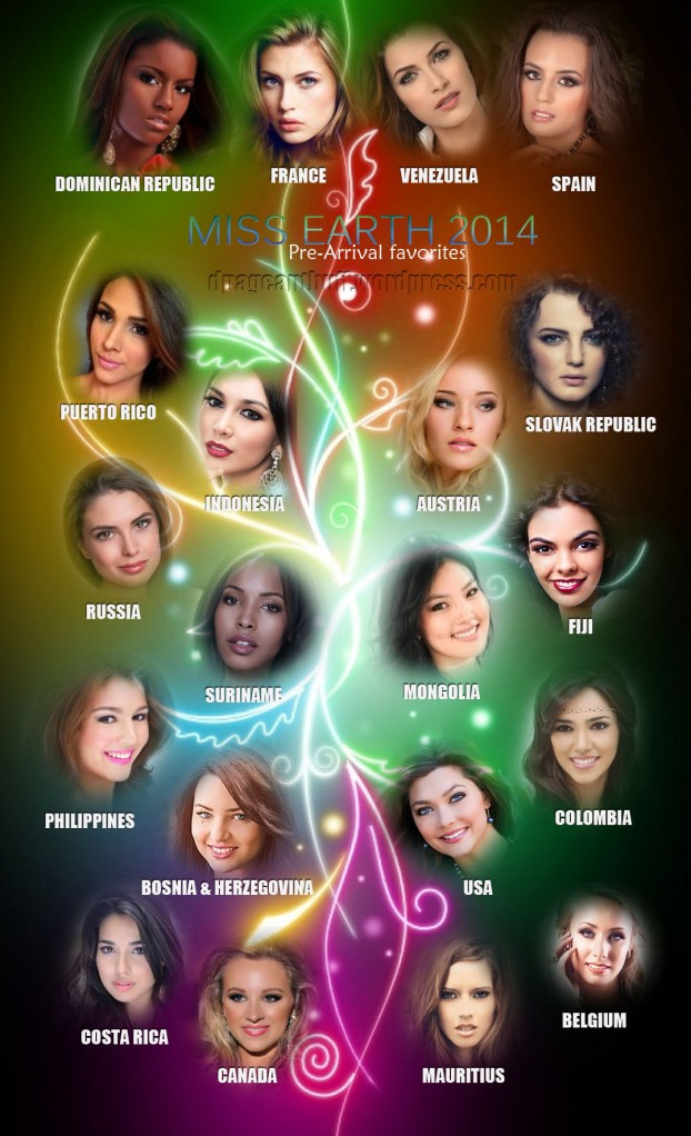 Who will be this year's Miss Earth winner?